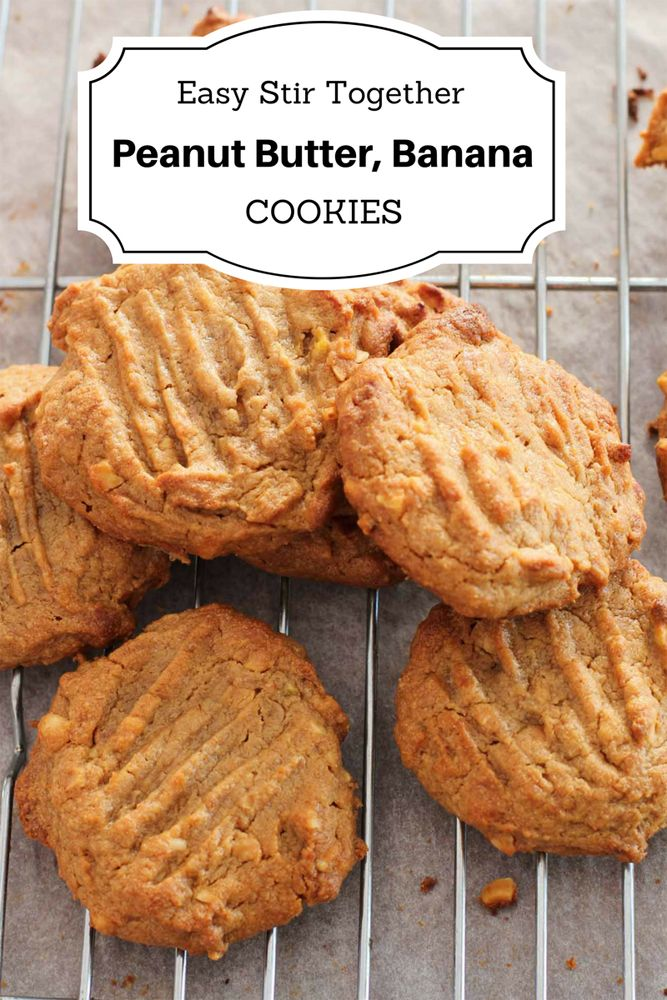 Deceptively easy these Peanut Butter beauties are easy to make. Just stir together.