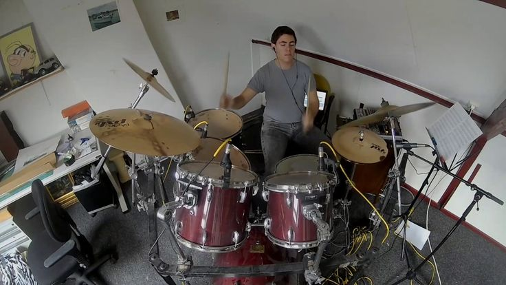 John Mayer - in the Blood drumcover by Nolessons