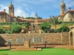 Pretoria. Union Buildings. Seat of Government. Architect Sir Herbert Baker