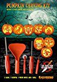2016 Pumpkin Carving Kit with 12 Designs and 5 Tools by CarveKing  (141)Buy new:   £4.98 2 used & new from £4.98(Visit the Bestsellers in Home & Garden list for authoritative information on this product's current rank.) Amazon.co.uk: Bestsellers in Home & Garden...