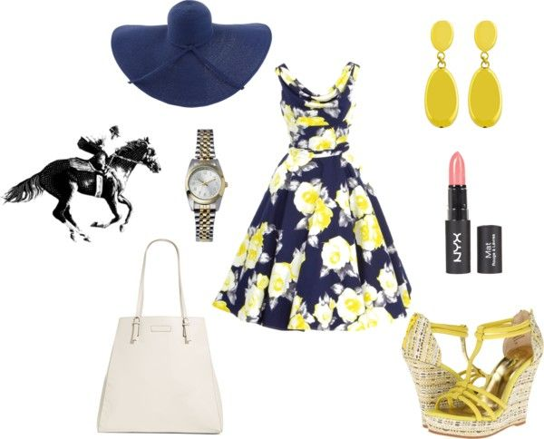 Dressing for the Louisiana Derby on any budget