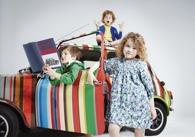 Paul Smith Kids 2011