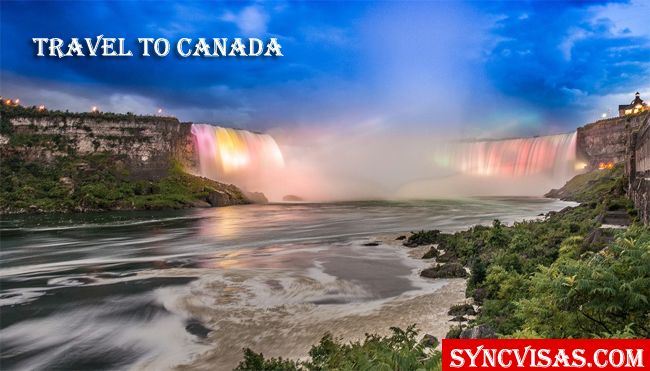 Travel to #Canada