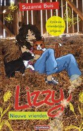 Nieuwe vrienden  Lizzy begint al aardig te wennen op de boerderij waar ze sinds kort met haar moeder woont. Het is vakantie, maar ze heeft super veel te doen. http://www.bruna.nl/boeken/nieuwe-vrienden-9789020694710