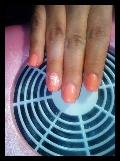 Peach #springtime