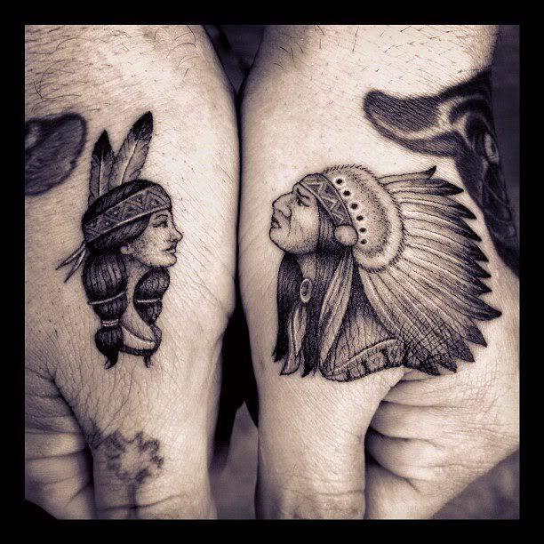 Native American tattoos / designs 2 | Tattoo Designs, Books and Flash | Last Sparrow Tattoo