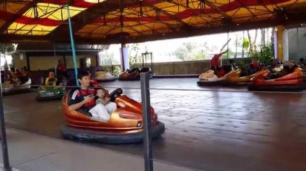 Bom Bom Car Rita Park Tegal