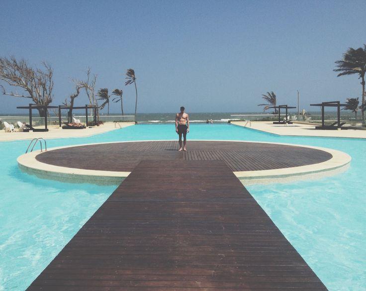 PEACE (Barranquilla, 2015) #barranquilla #infinitepool #coolestpool #amazingviews #caribbean #colombia #summer #tropical #photography #photo #pic #iPhone #iPhone4s #iPhonePhotography