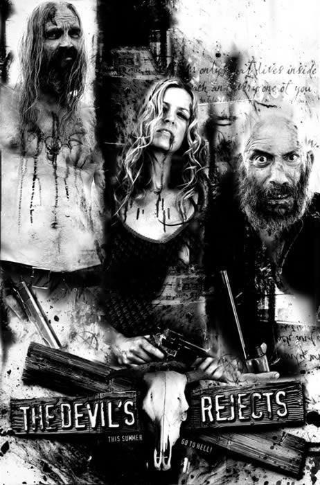 The Devil's Rejects. Rob Zombie <3