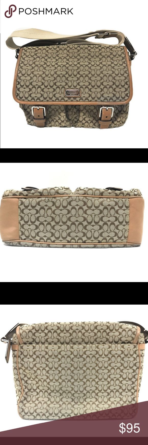 Coach Messenger Bag  💼 Coach Messenger Bag  💼 Coach Bags Laptop Bags