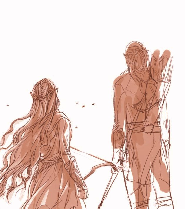 Kiss My Wonder Woman Theres Something About Tauriel The Hobbit