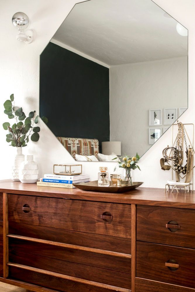 See more images from 13 ways to make a small space feel less tiny on domino.com