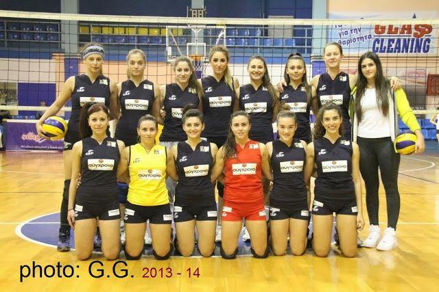 Ώρα ημιτελικών Κυπέλλου της ΕΠΕΣΘ ! photo: G.G. ~ Volley (LiberoVolley)Βολλευ