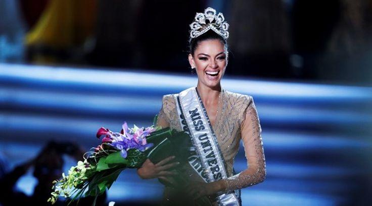 أفريقية تفوز بلقب ملكة جمال الكون 2017 رغم قصرها