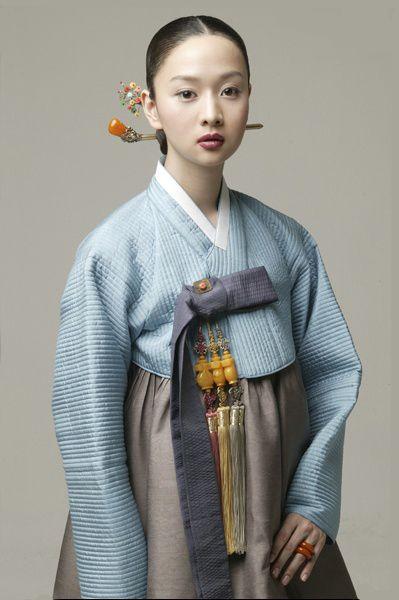 Exercice de Style #hanbok