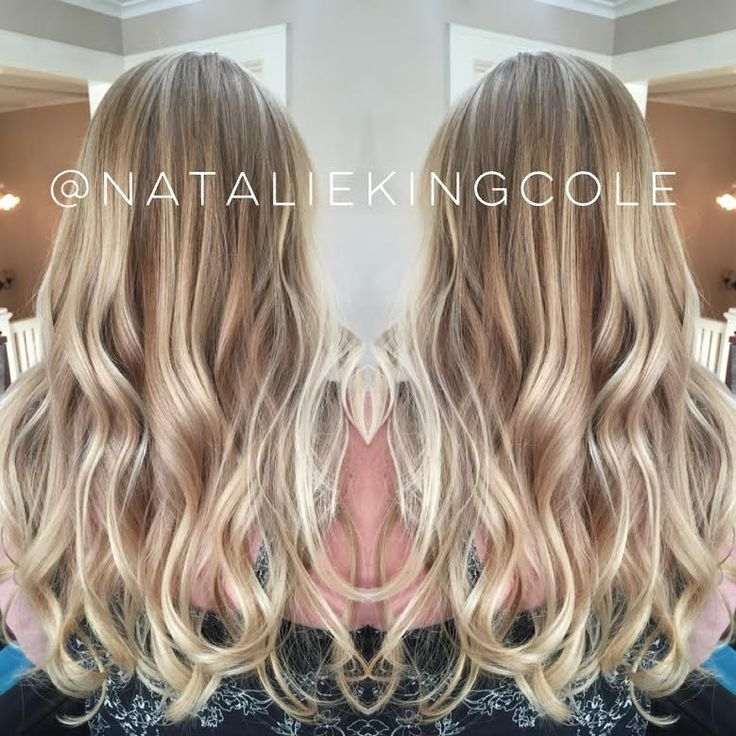 Baby beige blonde buttery soft creamy dimensional bright lights multi bright highlights baby lights babylights Specialist balayage sombe Buffalo NY hair colorist stylist East Amherst New York loose waves long hair Fall Hair Trends 2015