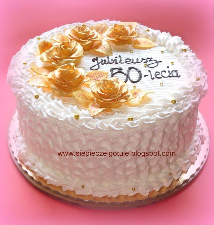 In my kitchen: Jubileuszowy tort