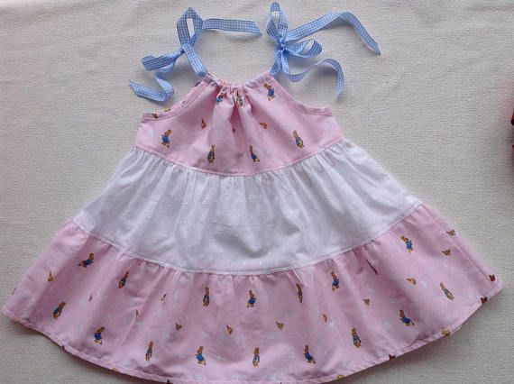 Baby girls size 1 cotton dress