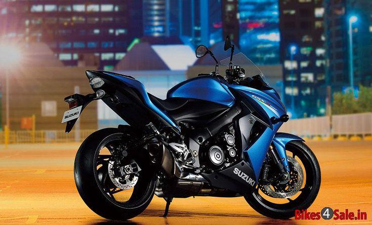 Blue Beauty. GSXS1000F
