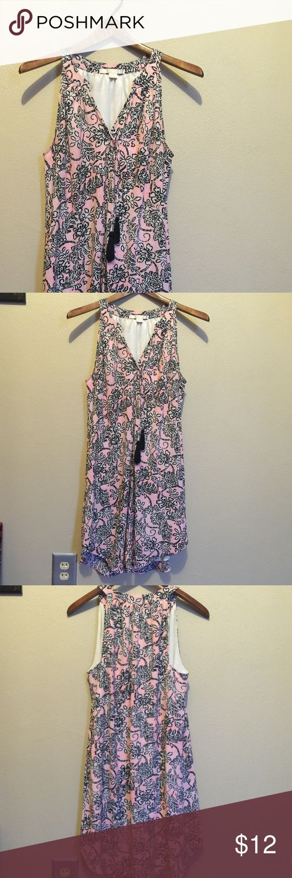 """fun paisley print dress has a built in slip and is about right above knee length on me (im 5'5"""") worn once to a wedding! 🔹 literally any time you bundle 3+ items, offer me $15 and i will ALWAYS accept! even if one of the items is originally listed for $15! i believe in good deals and helping others get good deals! no exceptions! 🔹 Dresses Mini"""