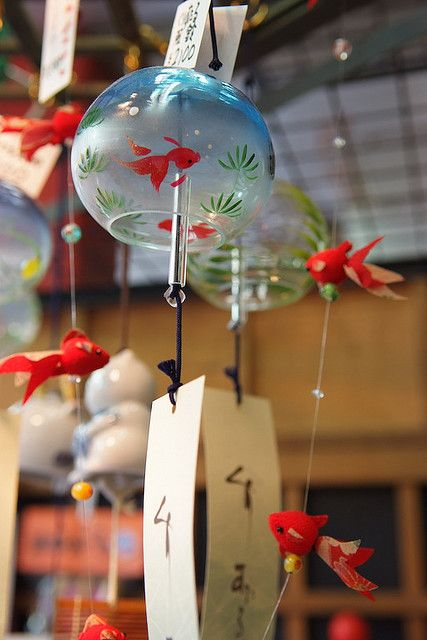 furin ( japanese wind chimes )
