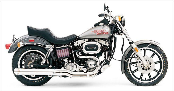 1977 Harley-Davidson Low Rider | ... の ハーレー ダビッドソン old harley davidson museum