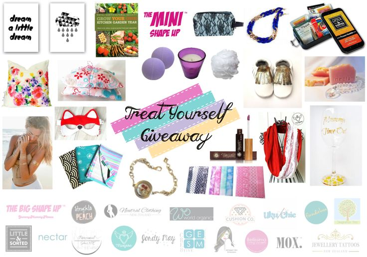 New Giveaway:  Treat Yourself Giveaway brought to you by FinndieLoo | Enter here: http://www.dango.co.nz/s.php?u=Ggi6mucE2511