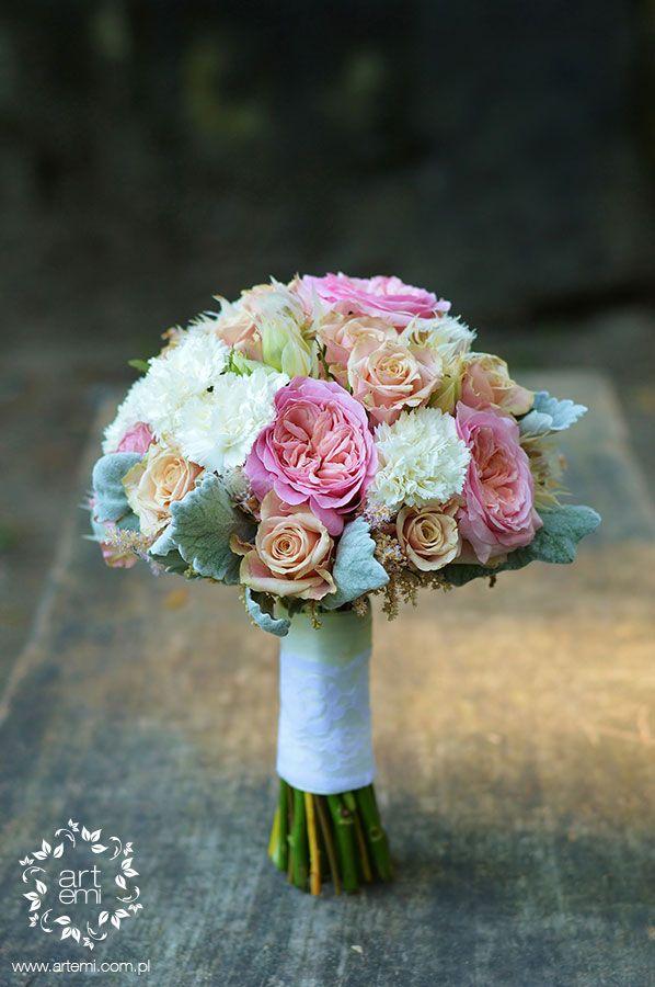 ARTEMI - /artemi.com.pl/ bukiet ślubny - wedding bouquet , dekoracje ślubne, dekoracje sal weselnych, dekoracje kościoła, pracownia florystyczna.