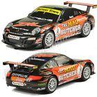 SCALEXTRIC Digital Slot Car C3132 Porsche 997 GT3 Cup The Mad Butcher