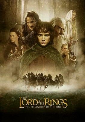 The Lord of the Rings: The Fellowship of the Ring (2001) From the idyllic shire of the Hobbits to the smoking chasms of Mordor, director Peter Jackson has created a world that surpasses the expectations of J.R.R. Tolkien purists as Frodo Baggins (Elijah Wood) embarks on his epic quest to destroy the ring of Sauron. The movie -- which nabbed 13 Oscar nominations -- is superbly cast with actors such as Ian McKellen (Gandalf) and Viggo Mortensen (Aragorn), and stays remarkably true to the book.