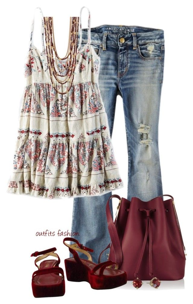 """Boho"" by rosipolooyas on Polyvore"