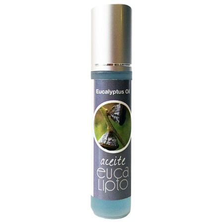 Aceite de Eucalipto puro en roll on, de uso tópico, está indicado para problemas respiratorios, aliviar la gripe y la congestión nasal, problemas musculares y de articulaciones, reumatismo, artritis, artrosis, etc…
