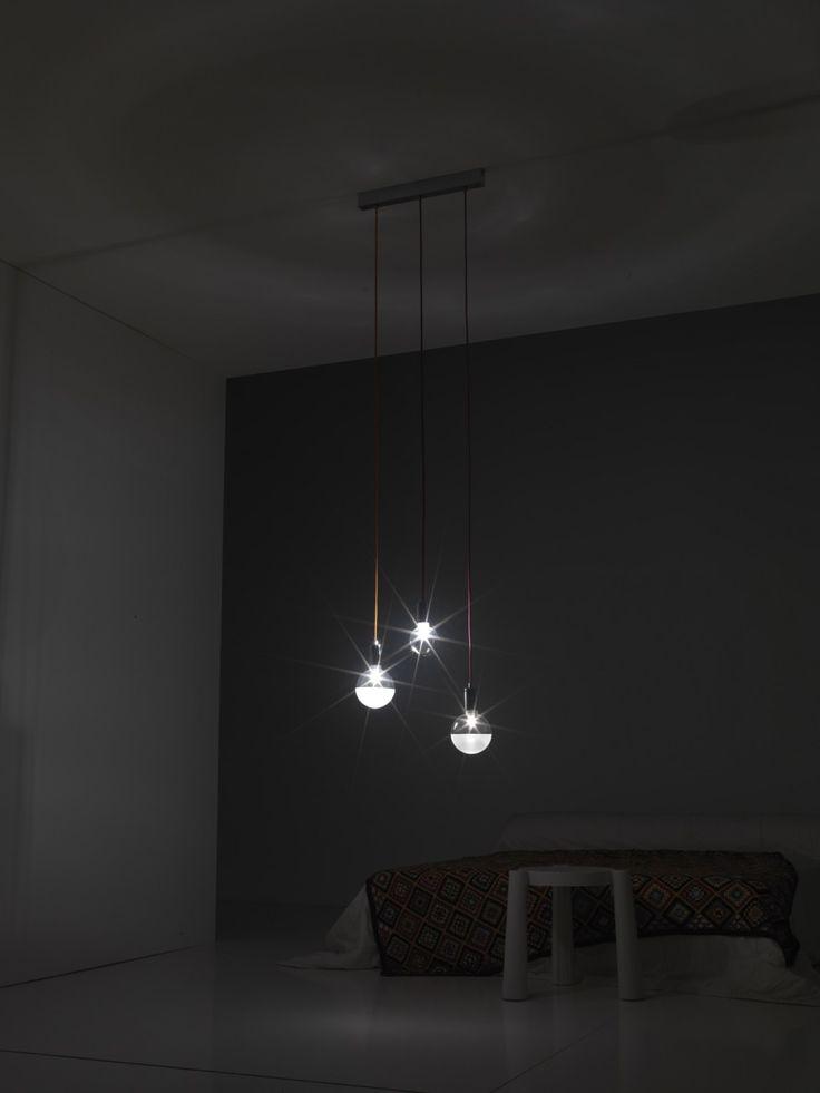 1000 immagini su int lighting su pinterest italia for Lampade a sospensione