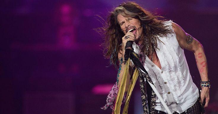 Steven Tyler Offers Health Update After Aerosmith Tour Cancellation #headphones #music #headphones