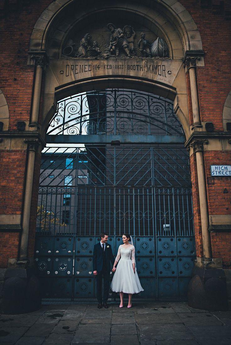 Manchester Town Hall Wedding, Catherine & Jerome - Nicola Thompson Photography
