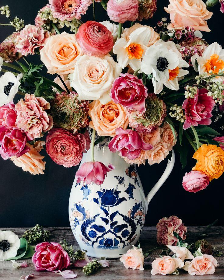 Simone Pitcher | Flower Shop