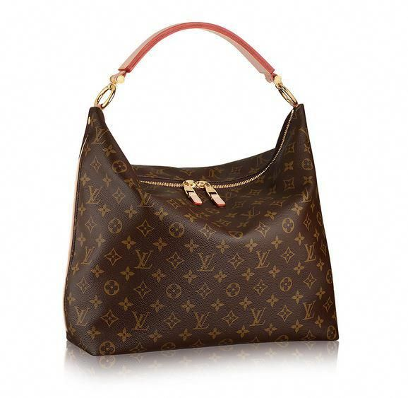 ac1ecee6daed LOUIS VUITTON  SULLY MM TOTE Rent this designer handbag at www.ArmGem.com!   Louisvuittonhandbags