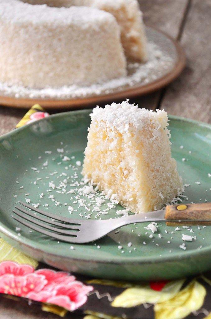Pudim de tapioca com coco – Tempero Alternativo