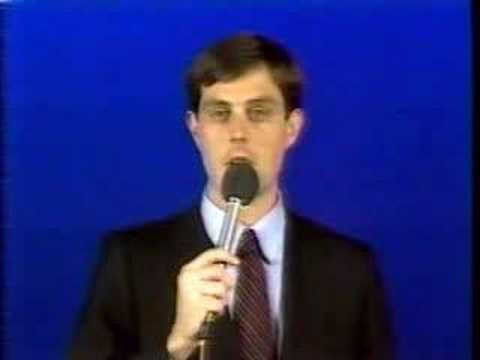 Marc Lowrance announces the death of Bruiser Brody 7/23/88