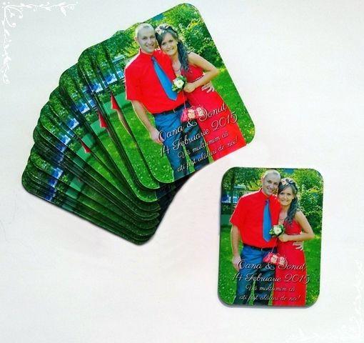 Magneti marturii de nunta   Mopo Shop