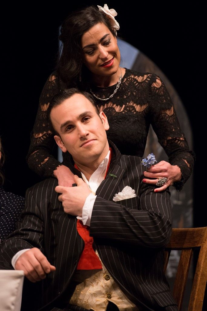 Filipa van Eck with Anthony Flaum, Opera Highlights, Scottish Opera