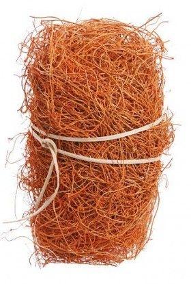Faszyna (motek) 100g - pomarańczowa