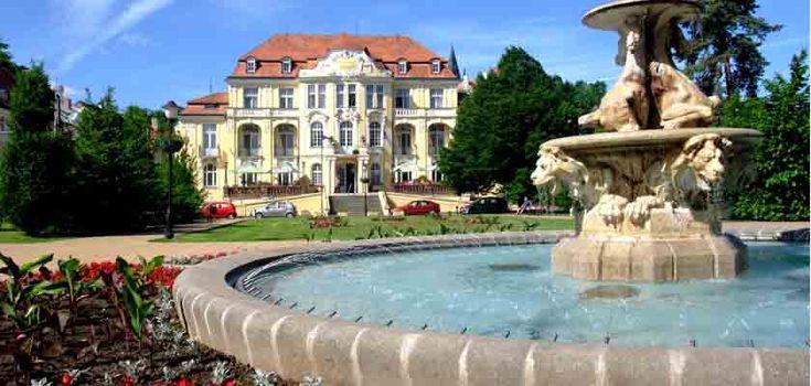 Термальные воды Чехии Фото