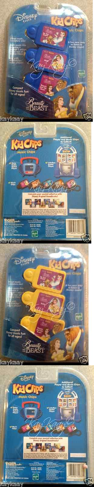 Radios Musical Toys 145943: New Disney Tunes Kidclips Kid Clips Music Chip Song 3-Pack The Little Mermaid -> BUY IT NOW ONLY: $46.99 on eBay!