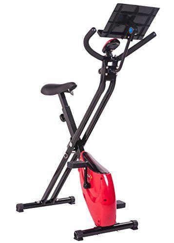 Diseño plegable: fácil almacenamiento y transporte. soporte de tablet: Usted puede poner el iPad en hace que su ejercicio más divertido. monitor de pantalla LCD: tiempo, velocidad, distancia y calorías). fácil agarre asas: asas acolchado ofrece apoyo cuando tu sesión de entrenamiento de inicio y ... http://gimnasioynutricion.com/tienda/bicicletas/estatica/btm-bicicleta-estatica-magnetica-plegable-para-fitness-ejercicio-de-cardio-perdida-de-peso-maquina-con-soporte-para-