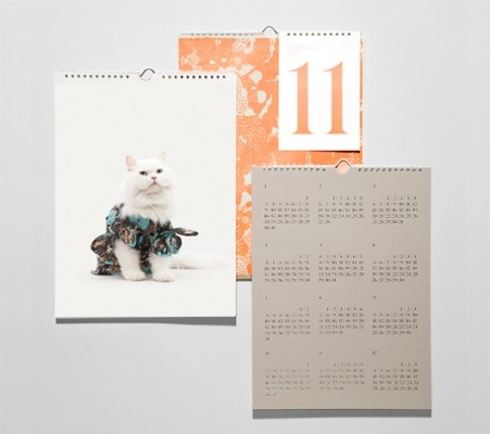 i couldn't help it....and got this!!! awesome calender by Alex Lin for United Bamboo/