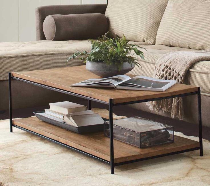 Double Decker Coffee Table   VivaTerra