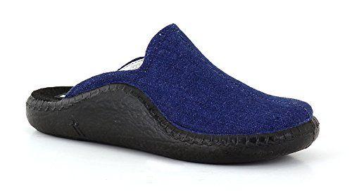 Sale Preis: ROMIKA Womens Hausschuhe, Pantoletten, Clogs blau, 300034-5, Gr 39. Gutscheine & Coole Geschenke für Frauen, Männer & Freunde. Kaufen auf http://coolegeschenkideen.de/romika-womens-hausschuhe-pantoletten-clogs-blau-300034-5-gr-39