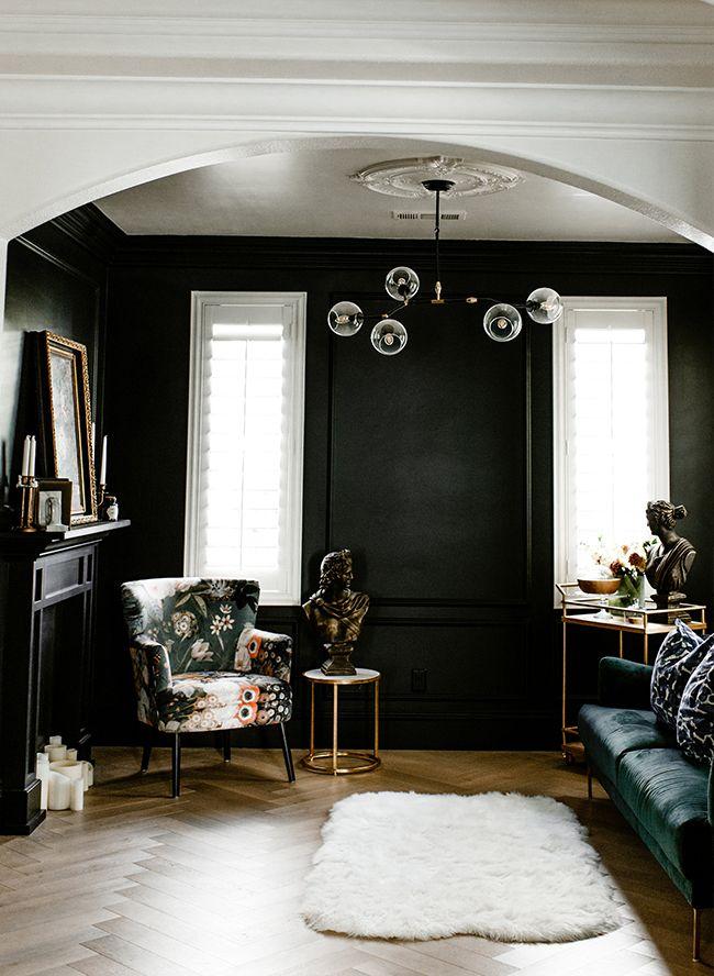 A Family S Bold Art Deco Home Home Art Deco Room Art