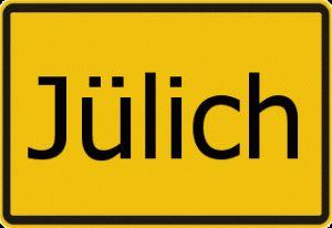 Geschäftsauflösung Jülich